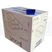 Ecobox 110 Blau - Komplettverkauf im Karton