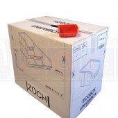 Ecobox 110 rot - Komplettverkauf im Karton