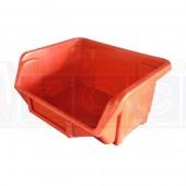 Ecobox 110 rot - Lagerkasten Einzelansicht