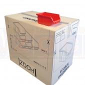 Ecobox 111 Rot - Komplettverkauf im Karton