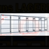 Fachbodenregal Steck-System mit Längenriegel